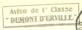 * DUMONT D'URVILLE (1932/1958) * 50-0210