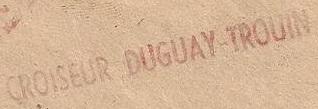 * DUGUAY-TROUIN (1927/1952) * 50-0510