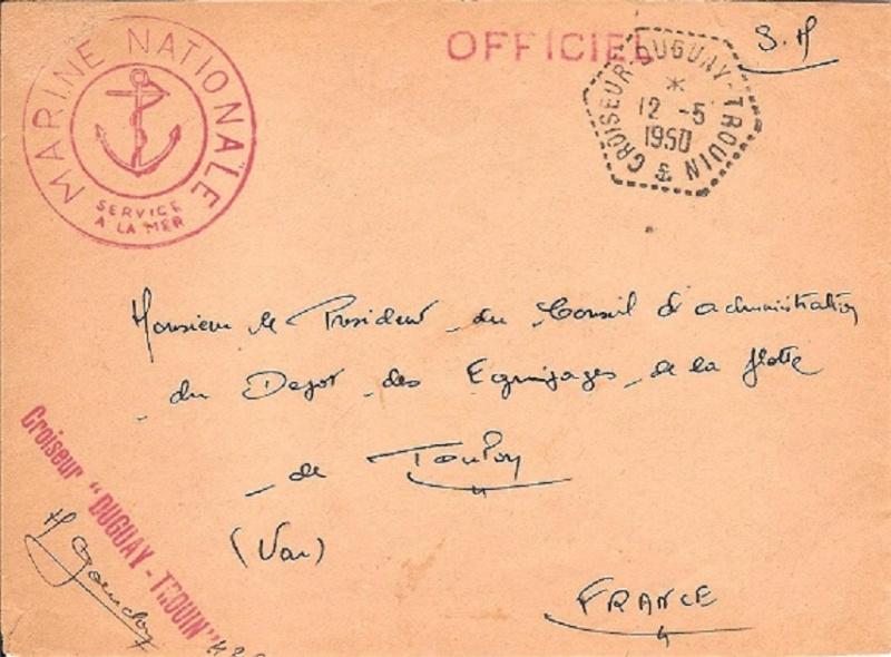 * DUGUAY-TROUIN (1927/1952) * 50-0511