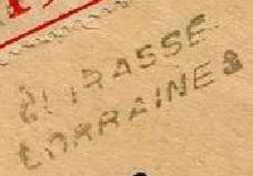 * LORRAINE (1916/1953) * 50-0710