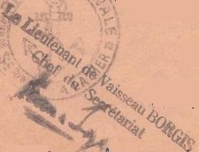 * ARQUEBUSE (1950/1955) * 50-0711