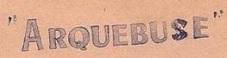 * ARQUEBUSE (1950/1955) * 50-07_11