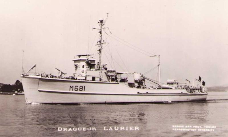 * LAURIER (1954/1980) * 522_0010