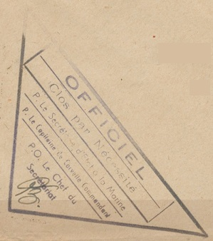 * FOUDRE (1952/1969) * 54-0910