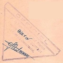 * ÉMILE BERTIN (1935/1959) * 55-0610