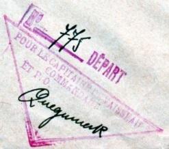 * SURCOUF (1955/1971) * 55-0910