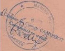 * LA GRANDIÈRE (1940/1959) * 55-0911