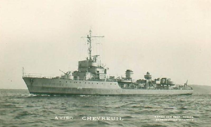 * CHEVREUIL (1940/1959) * 553_0010