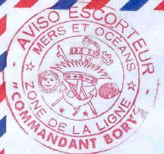 * COMMANDANT BORY (1964/1996) * 557_0010
