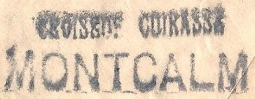 * MONTCALM (1902/1926) * 588_0011