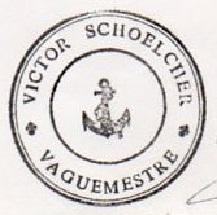 * VICTOR SCHOELCHER (1962/1988) * 60-0610