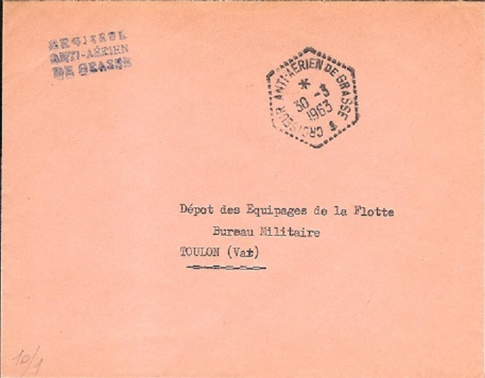 DE GRASSE (CROISEUR) 63-0310
