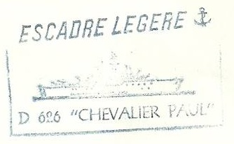 * CHEVALIER PAUL (1956/1971) * 65-0510