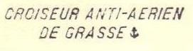 * DE GRASSE (1956/1973) * 67-0210