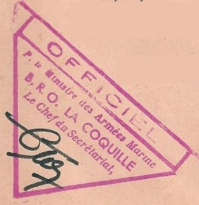 * LA COQUILLE (1966/1974) * 67-0510