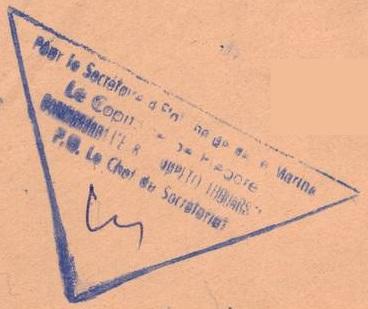 * DUPETIT-THOUARS (1956/1988) * 67-0710