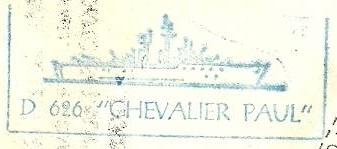 * CHEVALIER PAUL (1956/1971) * 67-0812