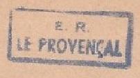 * LE PROVENÇAL (1959/1981) * 68-03_13