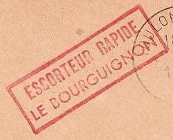 * LE BOURGUIGNON (1957/1976) * 68-0611