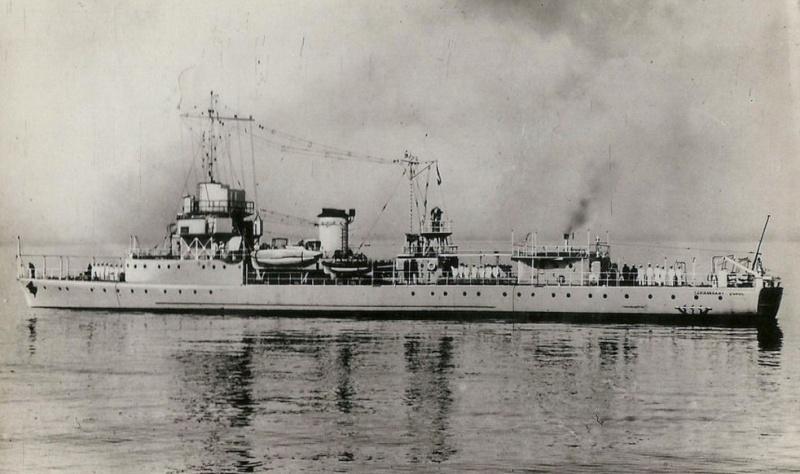 * COMMANDANT DUBOC (1939/1963) * 683_0011
