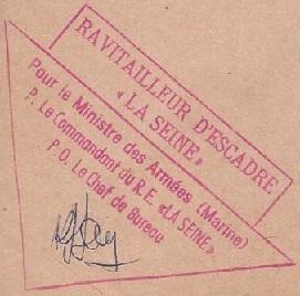* LA SEINE (1962/1980) * 69-0411