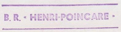 * HENRI POINCARÉ (1968/1992) * 69-10_11