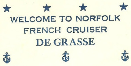 * DE GRASSE (1956/1973) * 70-1010