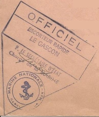 * LE GASCON (1957/1977) * 70-1110