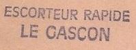 * LE GASCON (1957/1977) * 70-11_11