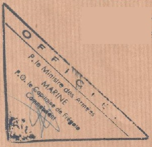 * COMMANDANT RIVIÈRE (1962/1992) * 71-0410