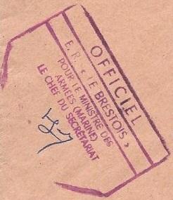 * LE BRESTOIS (1956/1975) * 71-0411