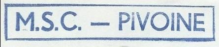 * PIVOINE (1955/1984) * 71-06_10