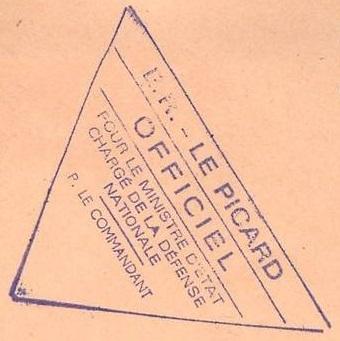 * LE PICARD (1956/1979) * 71-0710