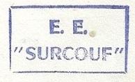 * SURCOUF (1955/1971) * 71-0910
