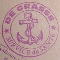 * DE GRASSE (1956/1973) * 72-0210
