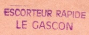 * LE GASCON (1957/1977) * 72-06_11