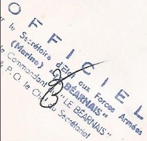 * LE BÉARNAIS (1958/1979) * 72-0811