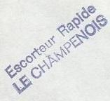 * LE CHAMPENOIS (1957/1975) * 72-11_13