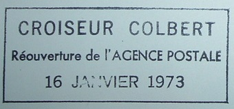 * COLBERT (1959/1992) * 73-0110