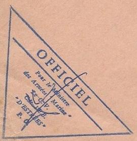 * D'ESTRÉES (1957/1985) * 73-0111