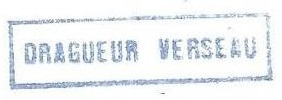 * VERSEAU (1956/1988) * 74-0511