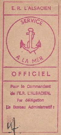 * L'ALSACIEN (1960/1981) * 74-1211
