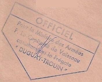* DUGUAY-TROUIN (1975/1999) * 75-0911