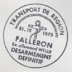 * FALLERON (1950/1975) * 75-1010