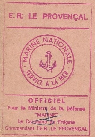 * LE PROVENÇAL (1959/1981) * 75-1111