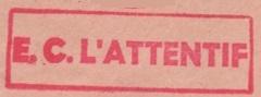 * L'ATTENTIF (1958/1978) * 76-0710