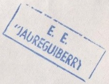 * JAURÉGUIBERRY (1958/1977) * 76-0711