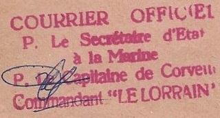 * LE LORRAIN (1957/1976) * 76-0712