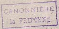* FRIPONNE (1916/1920) * 768_0010