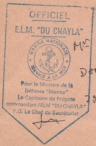 * DU CHAYLA (1957/1991) * 77-0910